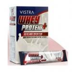 VISTRA WHEY PROTEIN PLUS เวย์โปรตีน เครื่องดื่ม สำเร็จรูป กลิ่นวานิลลา ขนาด 15 ซอง