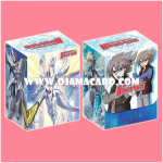 VG Fighter's Deck Holder Collection Vol.13 : Toshiki Kai & Seeker, Thing Saver Dragon 98%