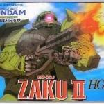 HG 1/144 Zaku II