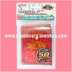 Yu-Gi-Oh! ZEXAL OCG Duelist Card Protector / Sleeve - Red Emperor's Key x50