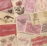 แนพกิ้น Lovely Stamp 211314