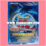Yu-Gi-Oh! ARC-V OCG Duelist Card Protector / Sleeve - Yu-Gi-Oh! Open Tournament Singapore 2015 (YOTSG2015) 70ct.