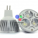 LED Spotlight MR16 9W 12V Dim