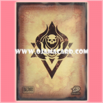 Blizzard Upper Deck World of Warcraft Trading Card Game Card Protector / Sleeve - Wow Toys LANDRO NEUTRAL [Used] x10