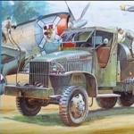 1/72 GMC CCKW-353 Gasoline Tank Truck [Hasegawa]