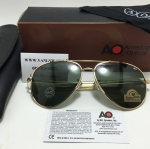 แว่น ao skymaster aviator (china) ทอง 59-14