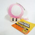 พวงกุญแจเห็ดมาริโอ้ ของ Nintendo