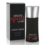น้ำหอม Armani Code Sport for men EDT 75ml