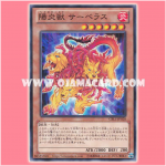 CBLZ-JP028 : Hazy Flame Cerbereus / Haze Beast Cerberus (Common)