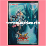 "Yu-Gi-Oh! ARC-V OCG Duelist Card Protector / Sleeve - Winter Promotion Vol.1 Limited Edition Sleeves ""Dark Magician Girl the Dragon Knight"" x30"