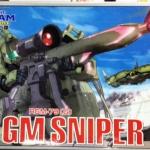 HG 1/144 GM Sniper type