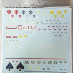 Decal MG JEAN JUN Gundam 4