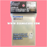 Bushiroad Collection Mini Deck Protector / Sleeve - Transparent 70ct.