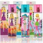 น้ำหอม Paris Hilton Passport Collection Set 100 ml 3 Bottles