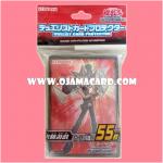 Yu-Gi-Oh! ARC-V OCG Duelist Card Protector / Sleeve - Structure Deck : Yugi Muto 55ct.