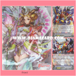 VG Card Binder 4 Pocket Vol.4 (Cosmic Regalia, CEO Yggdrasil & Regalia of Fate, Norn)
