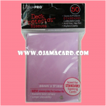 Ultra•Pro Standard Deck Protector / Sleeve - Pink 50ct.
