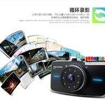 (360-001)กล้องติดรถยนต์ N10 1080P HD 12 million pixels+16G