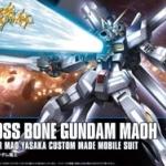 HGBF 1/144 Cross Bone Gundam Maoh