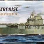 1/700 CV-6 USS ENTERPRISE