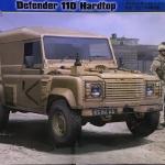 1/35 Defender 110 Hardtop [Hobby Boss]