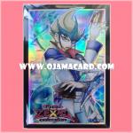 Yu-Gi-Oh! ZEXAL OCG Duelist Card Protector / Sleeve- Kite Tenjo / Kaito Tenjo 2ct.90%