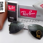 Ray Ban Aviator Flat Metal RB3513 147/71 58-15 3n