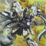 MG (031) 1/100 Gundam Sandrock Ver. EW + Partเสริมผ้าคลุม