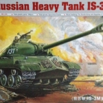 1/35 Russian Heavy Tank 1S-3M
