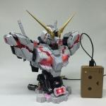1/35 Unicorn HEAD + LED [Momoko]