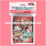 Yu-Gi-Oh! ZEXAL OCG Duelist Card Protector / Sleeve - Cyber Dragon Nova x70 + Card Separation x1