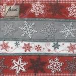 แนพกิ้น 33x33 Winter Red 33303932