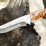 มีดใบตายล่าเสือดาว Jaguar Hunter Knife