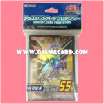 Yu-Gi-Oh! ARC-V OCG Duelist Card Protector / Sleeve - Felgrand, the Great Divine Dragon 55ct.