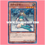 DC01-JP002 : Warrior Lady of the Wasteland (Normal Parallel Rare)