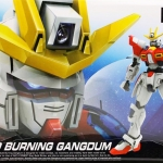 HG 1/144 Build Burning Gundam [HS]