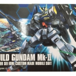 HG 1/144 (004) Build Gundam MK-II