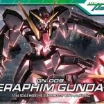 HG OO (37) 1/144 GN-009 Seraphim Gundam