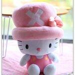 ตุ๊กตาคิตตี้ สีชมพู ขนาด 48 ซม. ( พรีออเดอร์ )