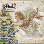 SLGW-004702 แนพกิ้น33 Christmas angel