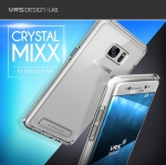 Verus : Crystal Mixx Shockproof Slim Bumper Cover Case For Galaxy Note 7