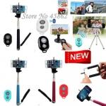 ชุดถ่ายรูป Selfie สุดคุ้ม มี Bluetooth Remote Shutter กับแขนช่วยถ่ายรูป MONOPOD