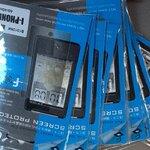 ฟิล์มกันรอย โฟกัส แบบใส iphone5