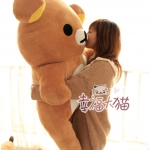 ตุ๊กตา ริลัคคุมะ Rilakkuma รุ่นจัมโบ้ 110 cm 2799 บาท ส่ง EMS ฟรี