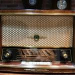วิทยุหลอดnordmende bremen ปี1953 รหัส2259tr3