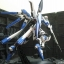 MG (G001) 1/100 RX-93-V2 Hi-V Gundam / Hi-V E-V-O thumbnail 7