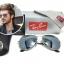 แว่นกันแดด RB3025 AVIATOR LARGE METAL W3177 58-14 3N thumbnail 1