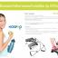 เครื่องออกกำลังกาย Fitness Hospro Mini Stepper (STP2000) สายดึงมือสเต็ป thumbnail 2
