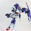 Metal Build 1/100 Seven Sword GN-0000/7S 00 Gundam [Metal Gear] thumbnail 4