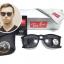 แว่นกันแดด RB 4187 Chirs 662/8G 54-18 3P < ดำ > thumbnail 1